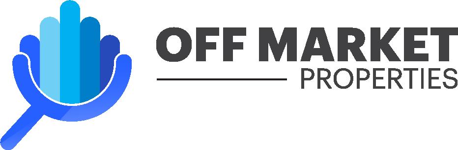 Off Market Properties Portal